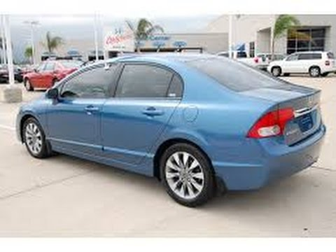 2009 honda civic consumer reviews