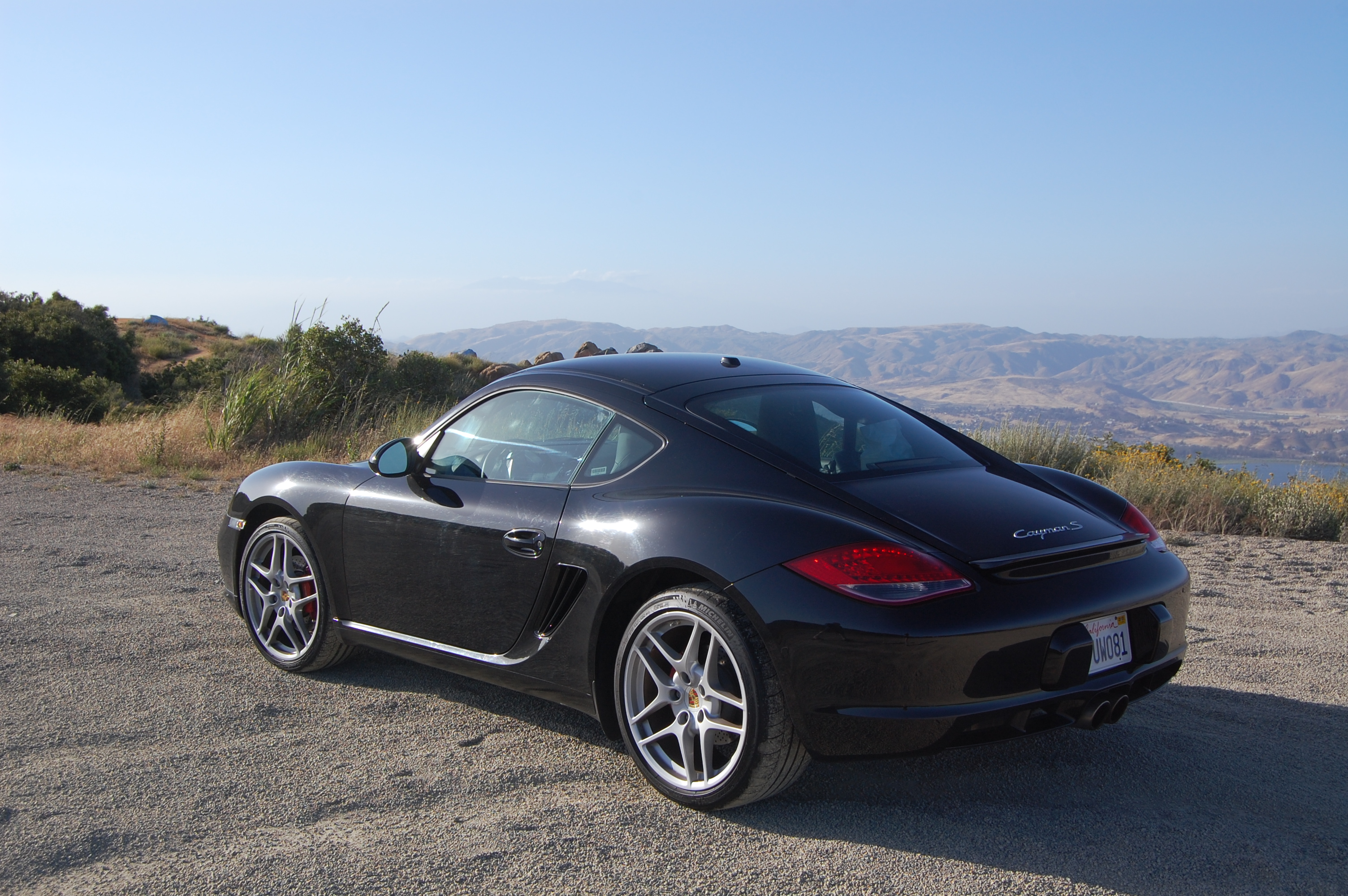 2009 porsche cayman s review