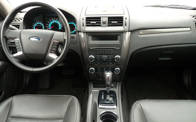 2010 ford fusion sport review