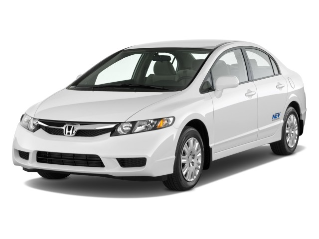 2010 honda civic gx review