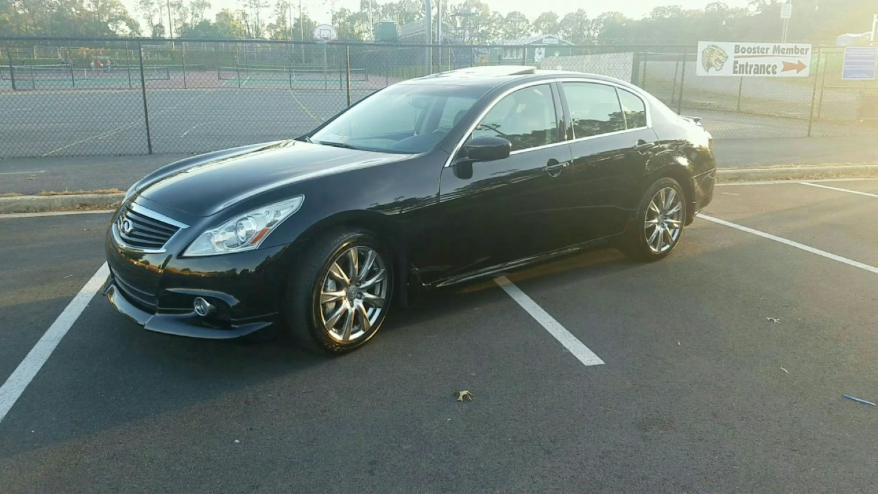 2010 infiniti g37s coupe review