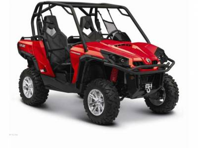 2011 can am commander 1000 reviews