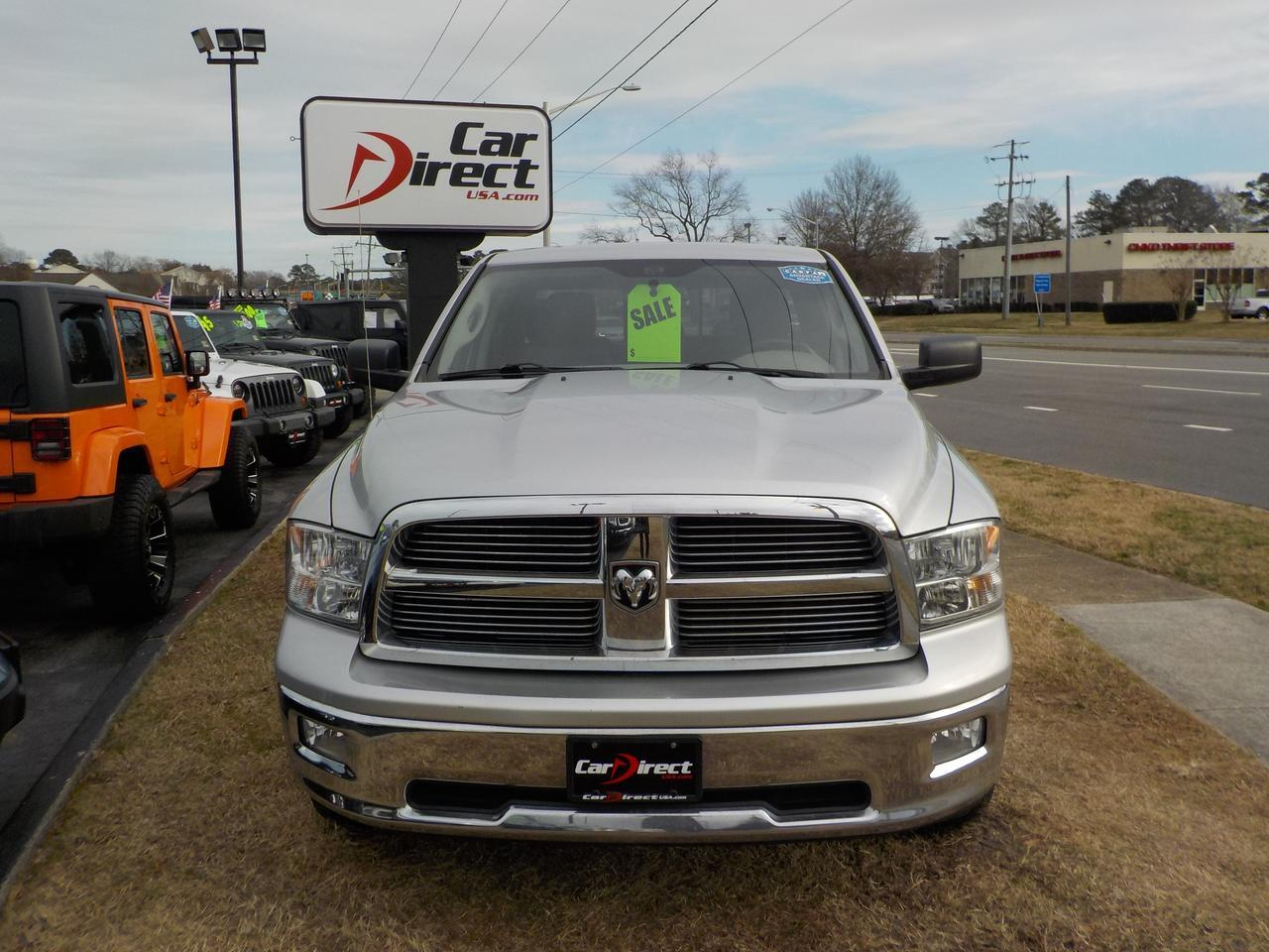 2011 dodge ram big horn reviews