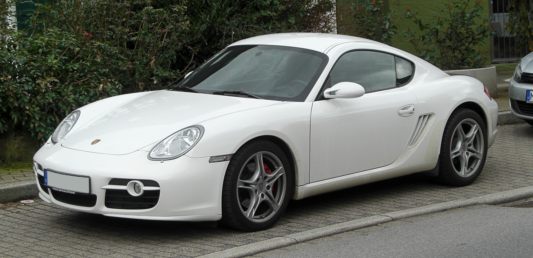 2011 porsche cayman s review
