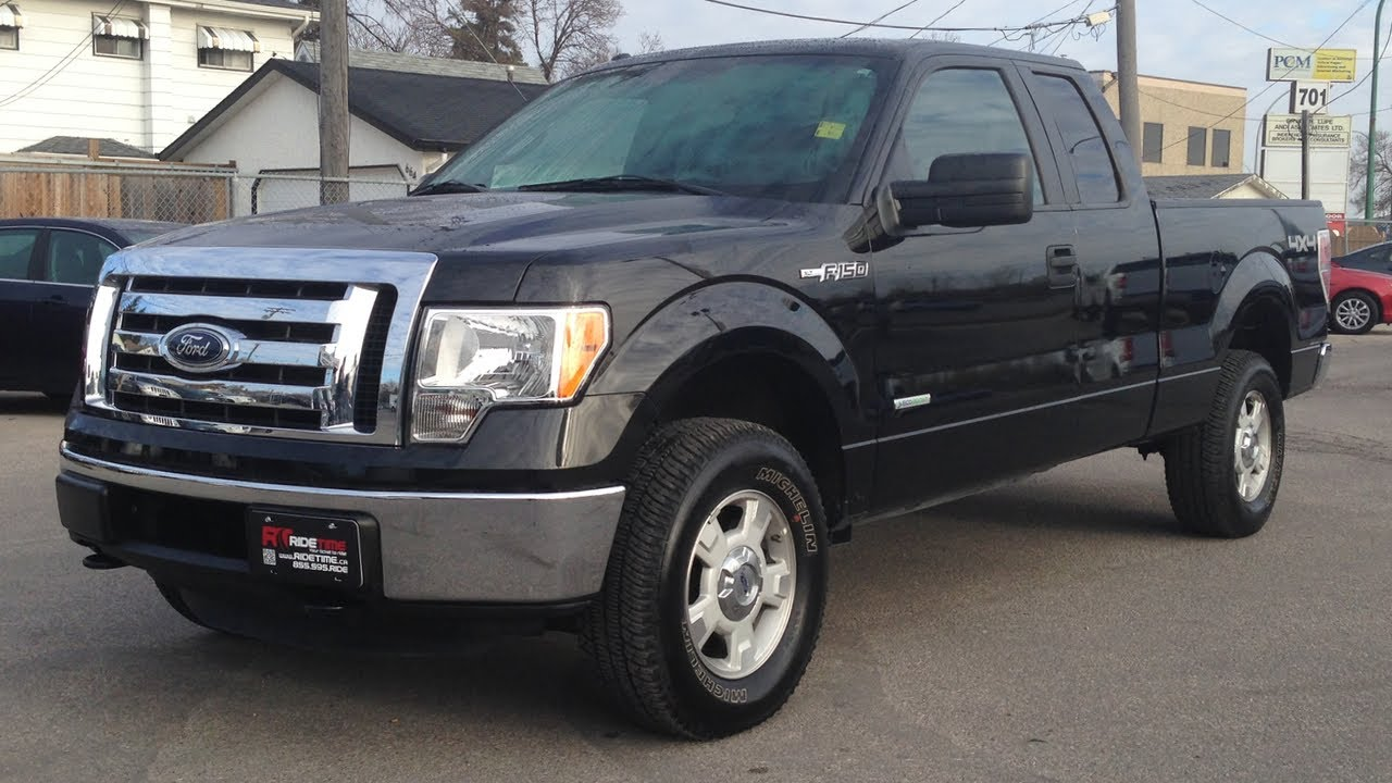2012 ford f 150 ecoboost review