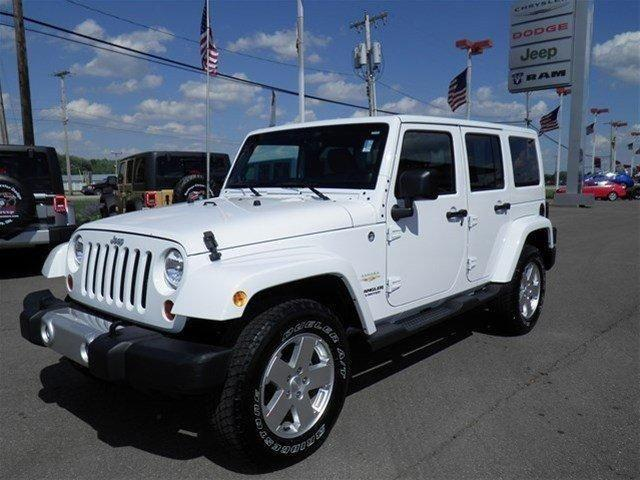 2012 wrangler unlimited sahara review