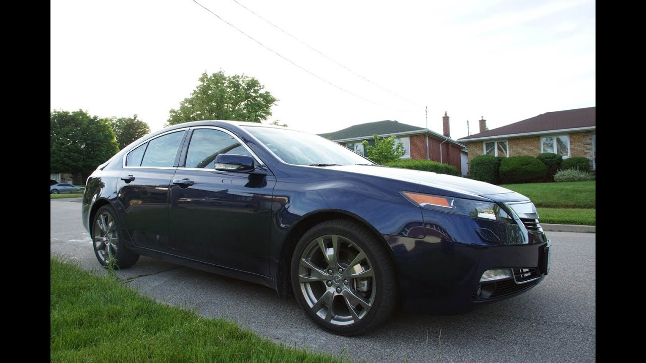 2013 acura tl sh awd review