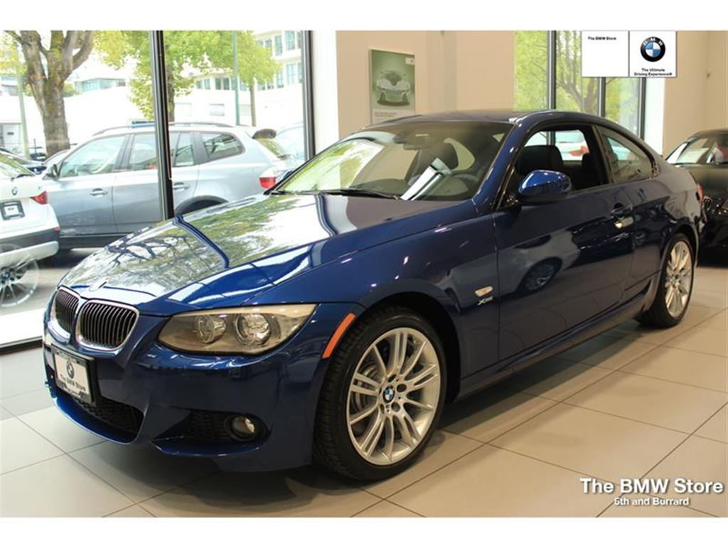 2013 bmw 335i xdrive coupe review