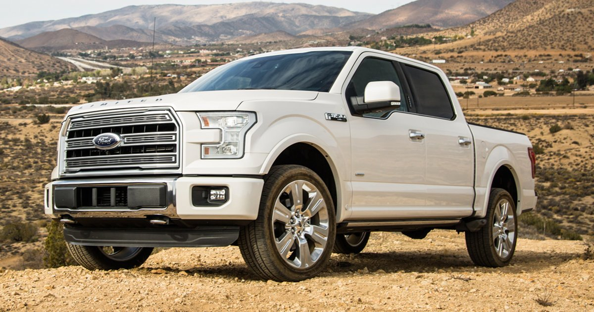2013 ford f 150 limited review