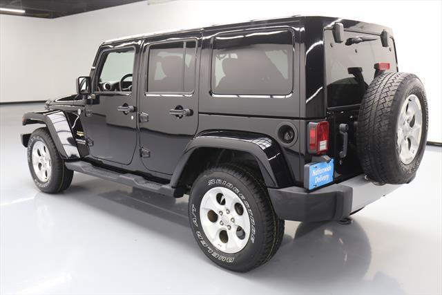2013 jeep wrangler unlimited sahara review