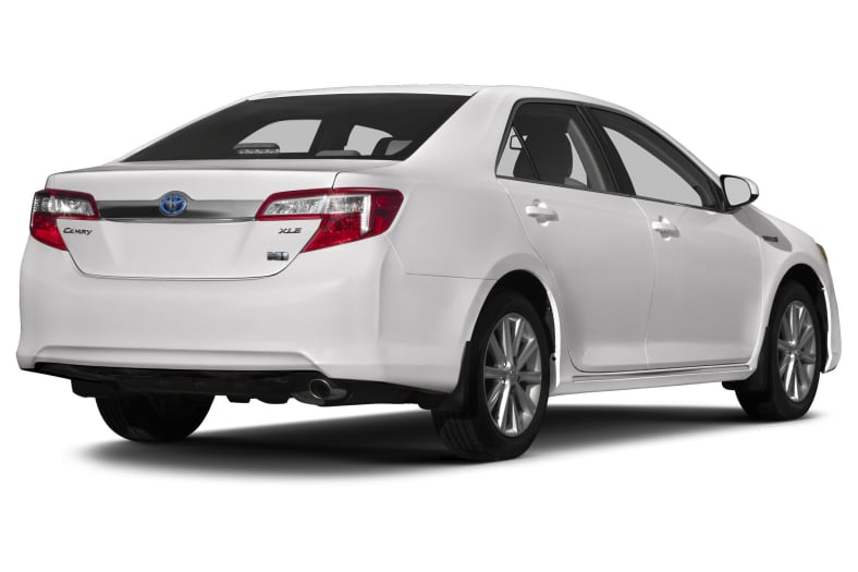 2013 toyota camry hybrid xle review