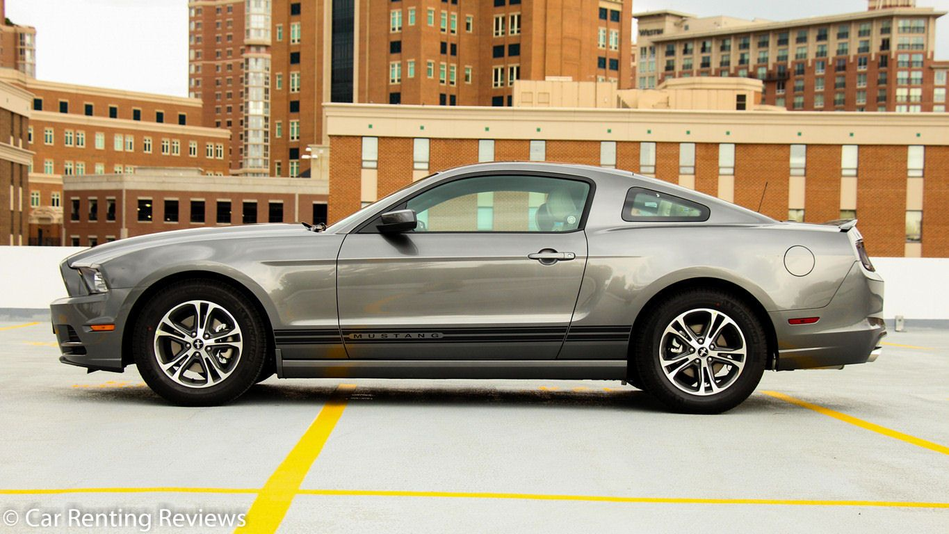 2014 ford mustang v6 coupe review
