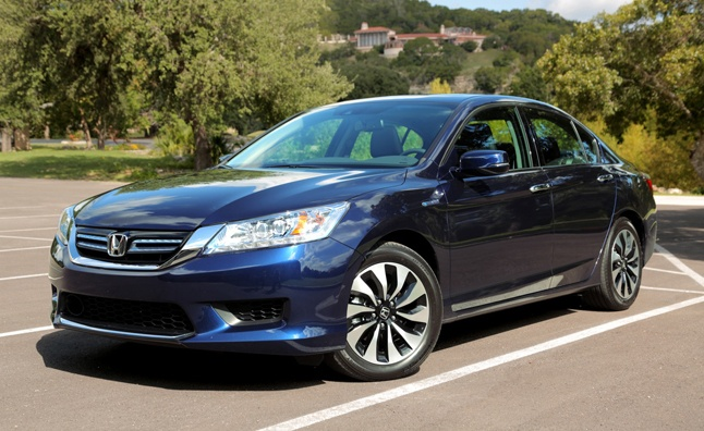 2014 honda accord hybrid review consumer reports