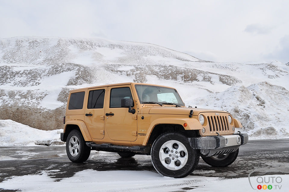 2014 jeep wrangler sahara review