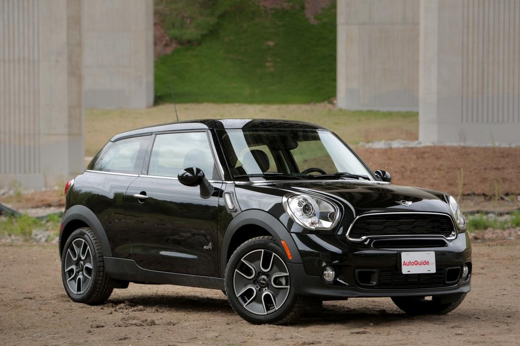 2014 mini paceman s review