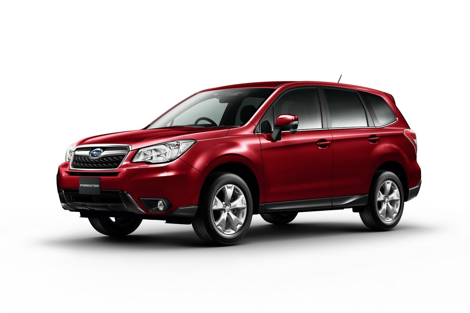 2014 subaru forester video review