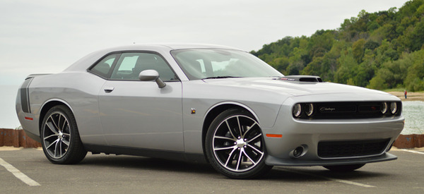 2015 dodge challenger rt review