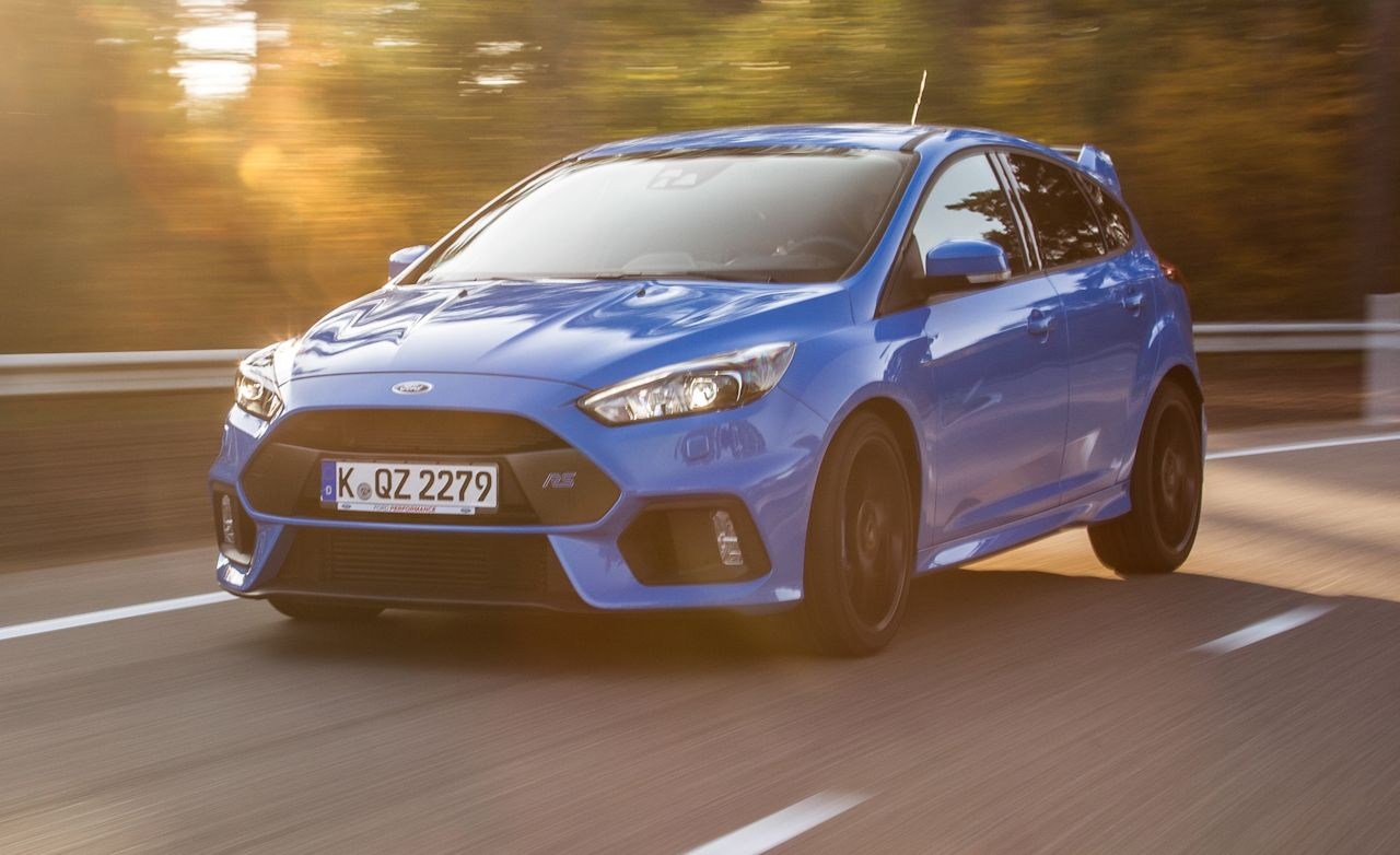 2015 ford focus review car and driver