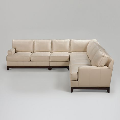 ethan allen sectional sofas reviews