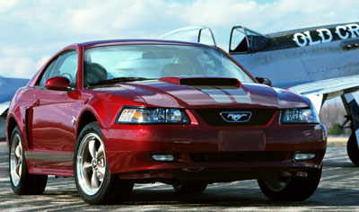 2003 ford mustang gt review