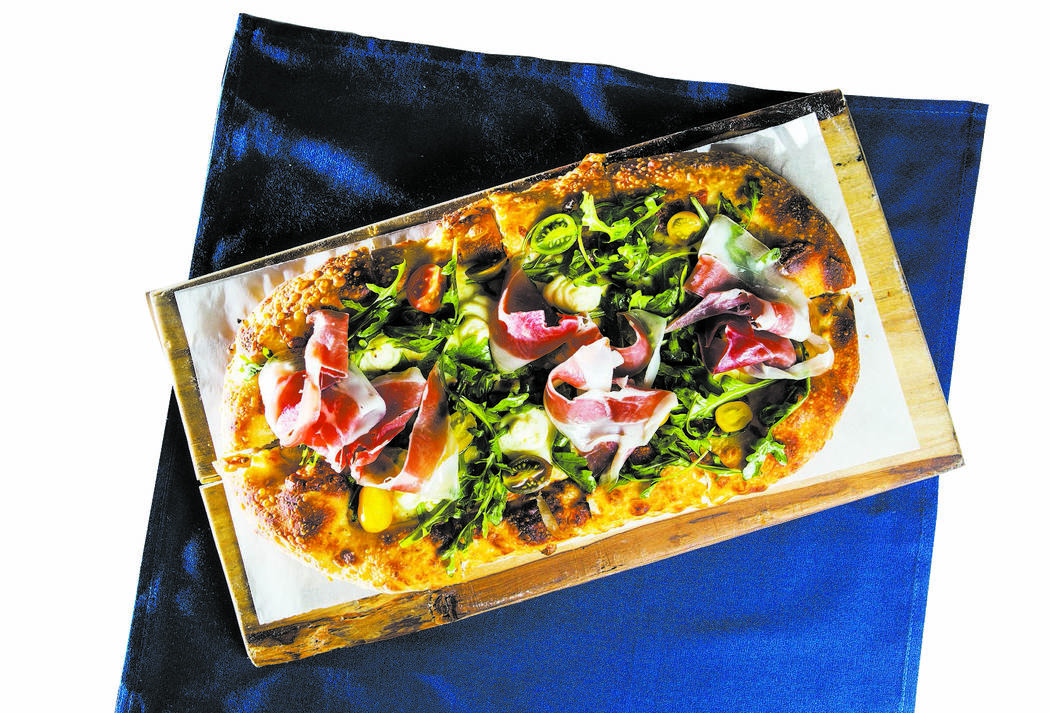 flamingo pizza las vegas reviews
