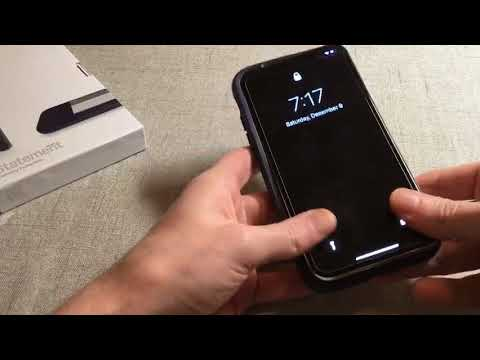 otterbox statement iphone x review