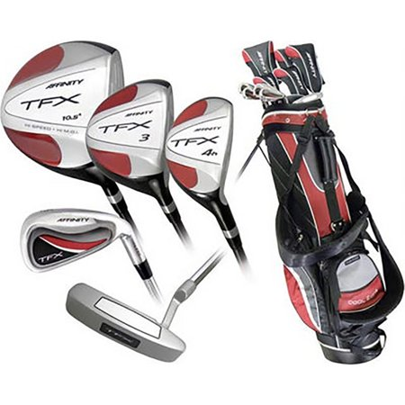affinity tfx golf clubs review