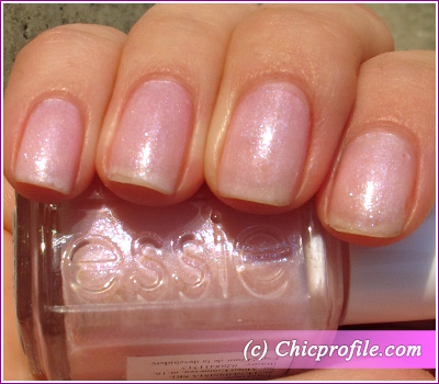essie pink a boo review