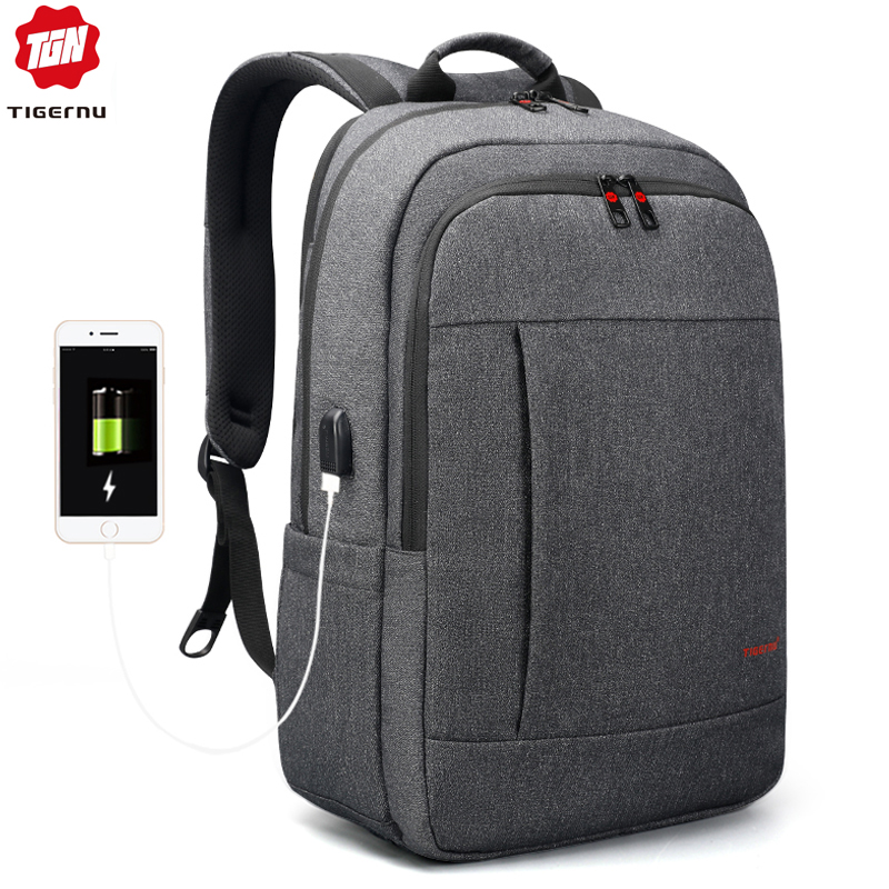 antonio best anti theft usb charging travel backpack review
