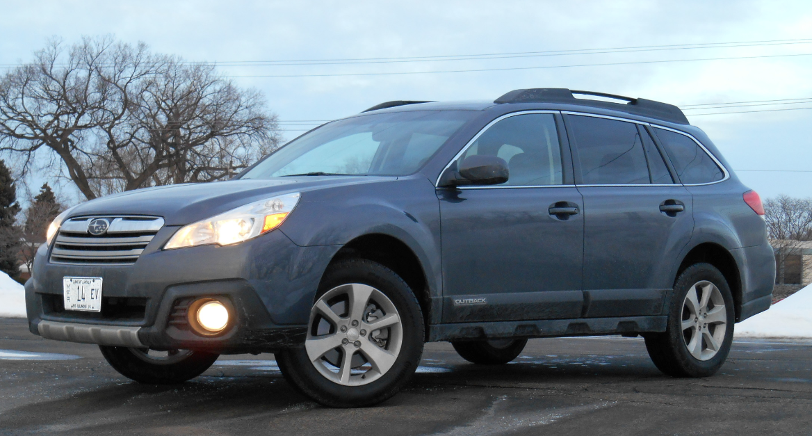 2014 subaru outback limited review