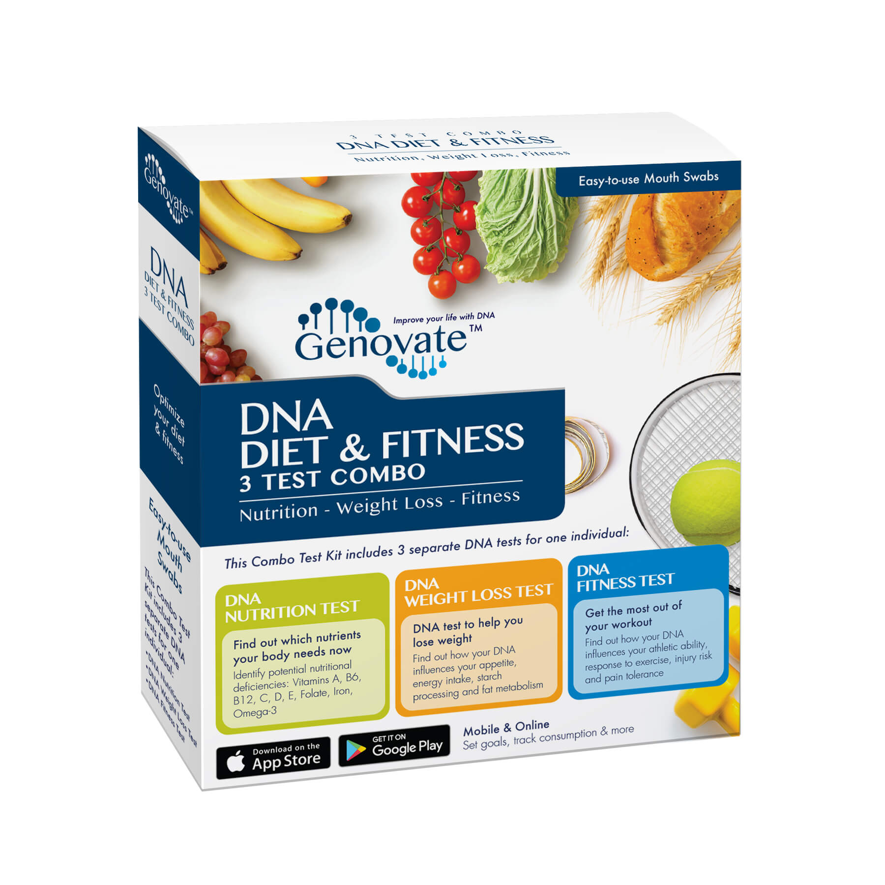 dna testing for weight loss reviews
