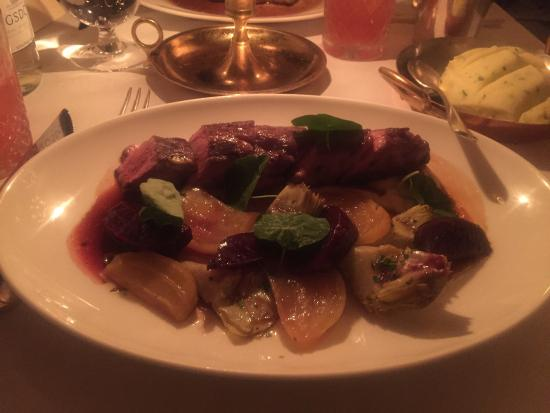 dean street townhouse restaurant review