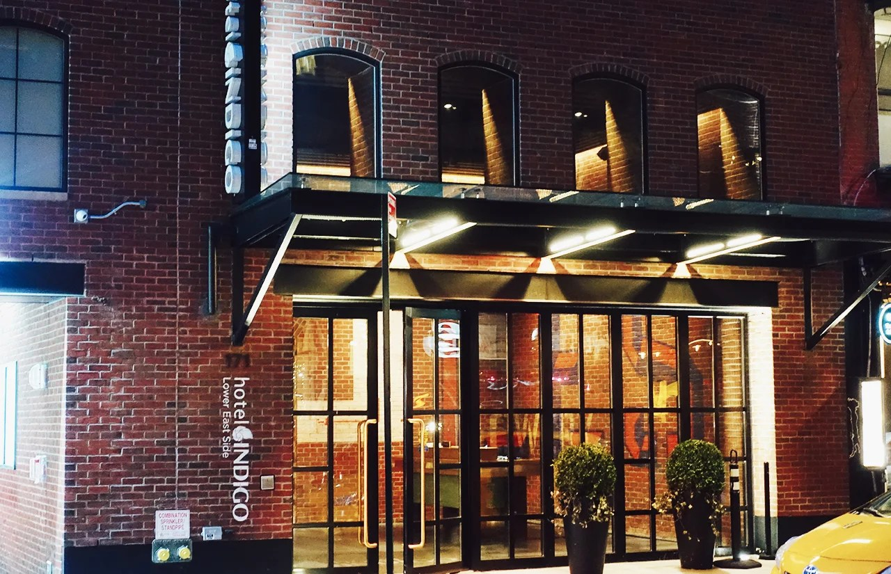 holiday inn lower east side reviews