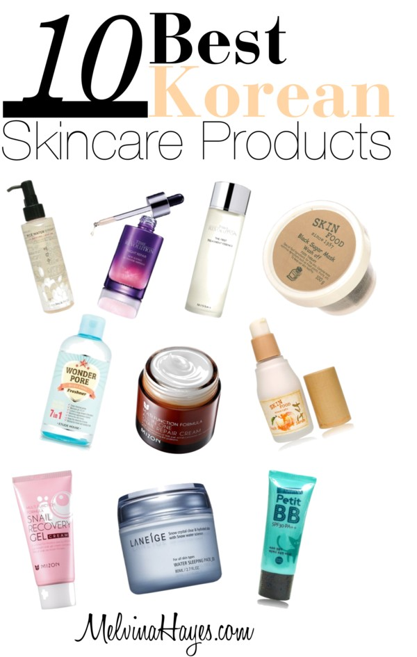 best skin care products reviews 2017