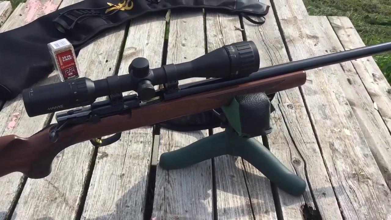 browning t bolt 17 hmr review