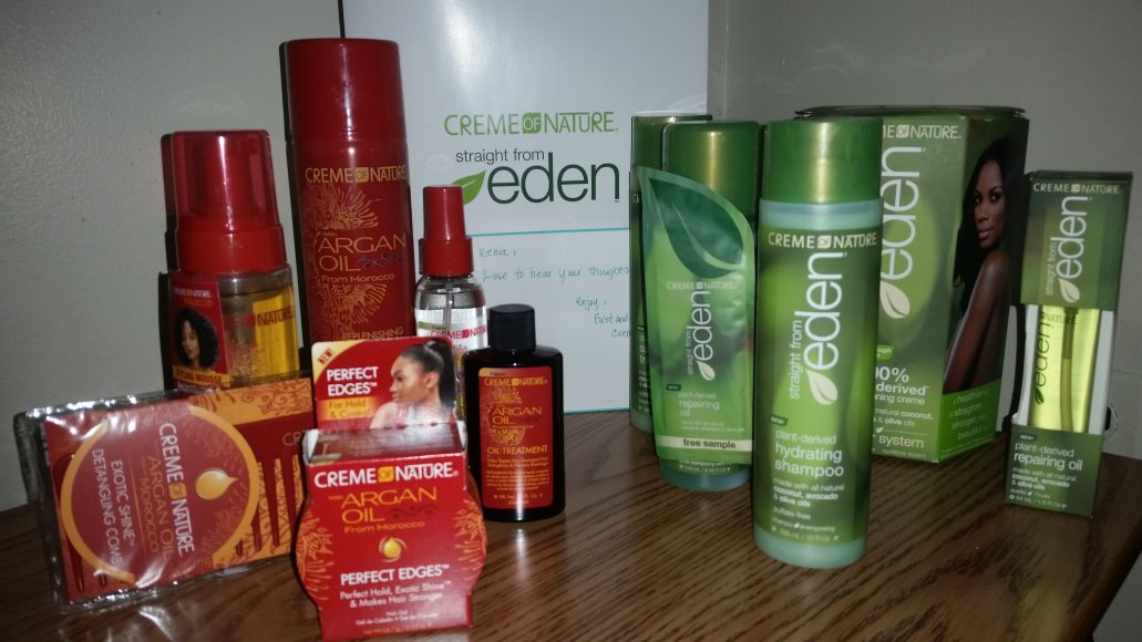 creme of nature straight from eden reviews
