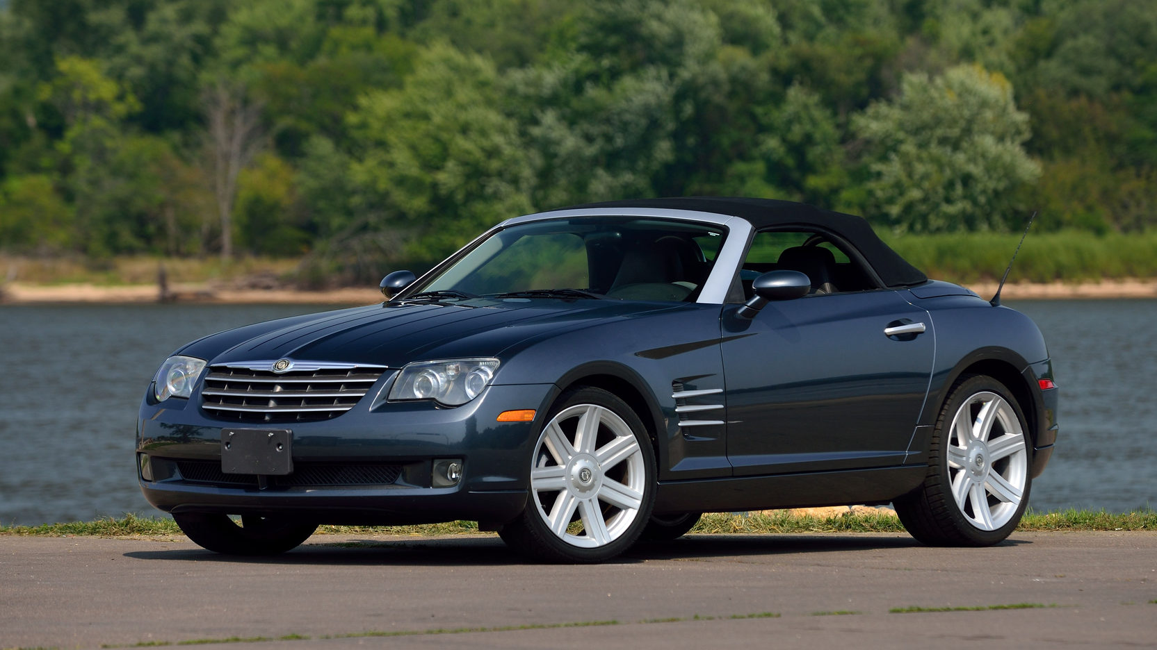 chrysler crossfire review top gear