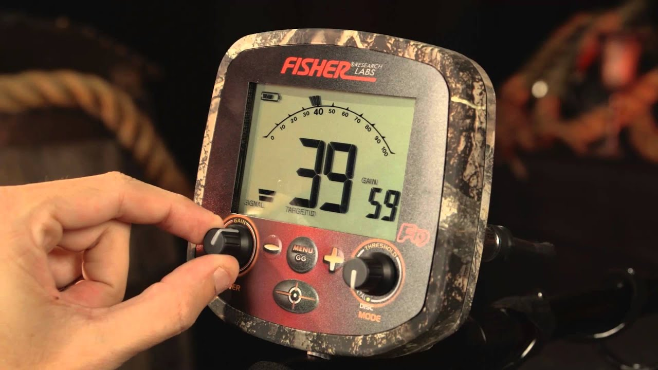 fisher f19 metal detector reviews