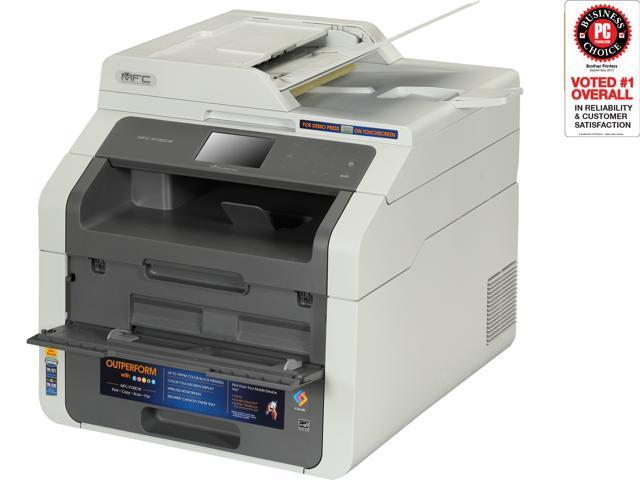brother laser printer mfc 9130cw reviews