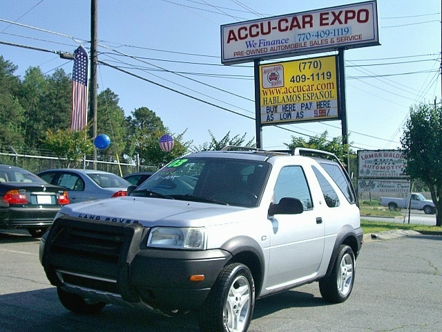 2003 range rover freelander reviews