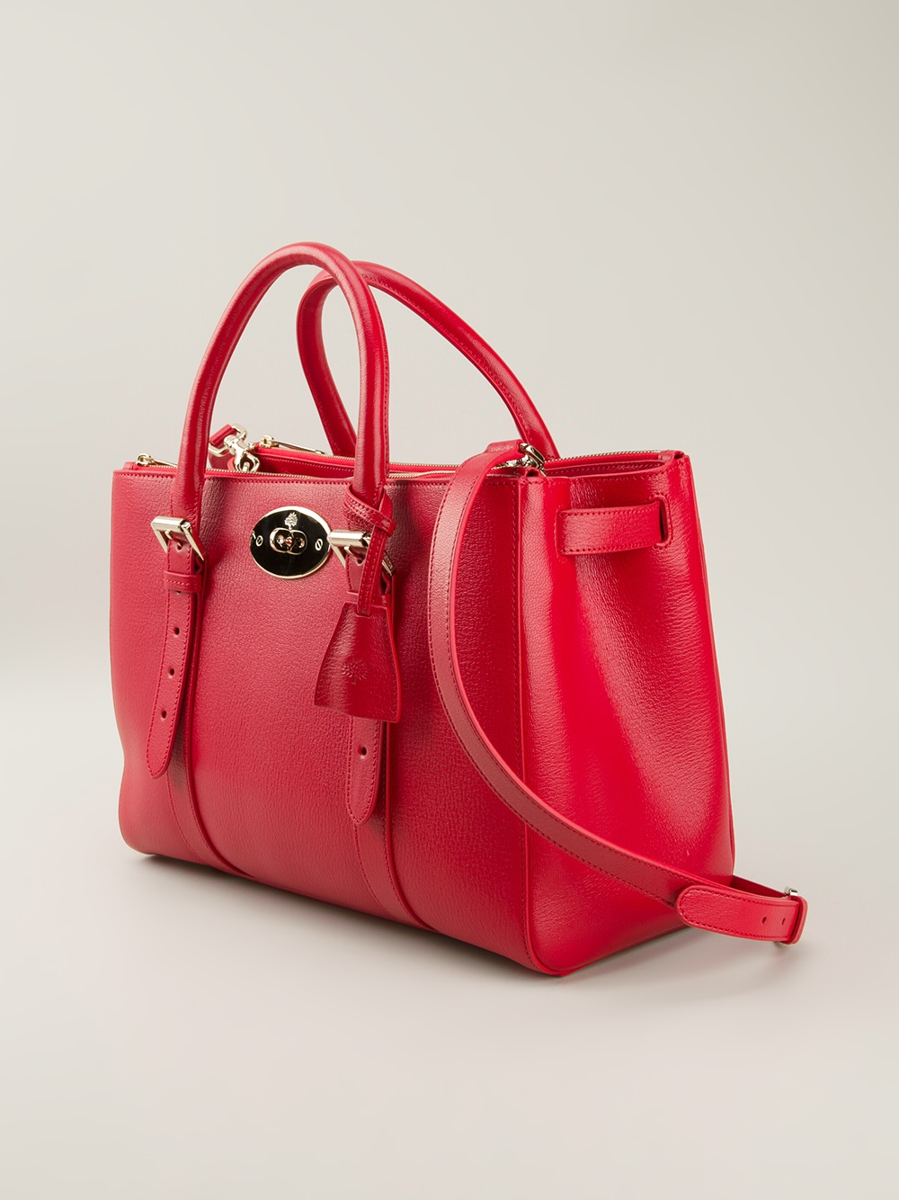 bayswater double zip tote review