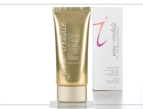glow time bb cream review