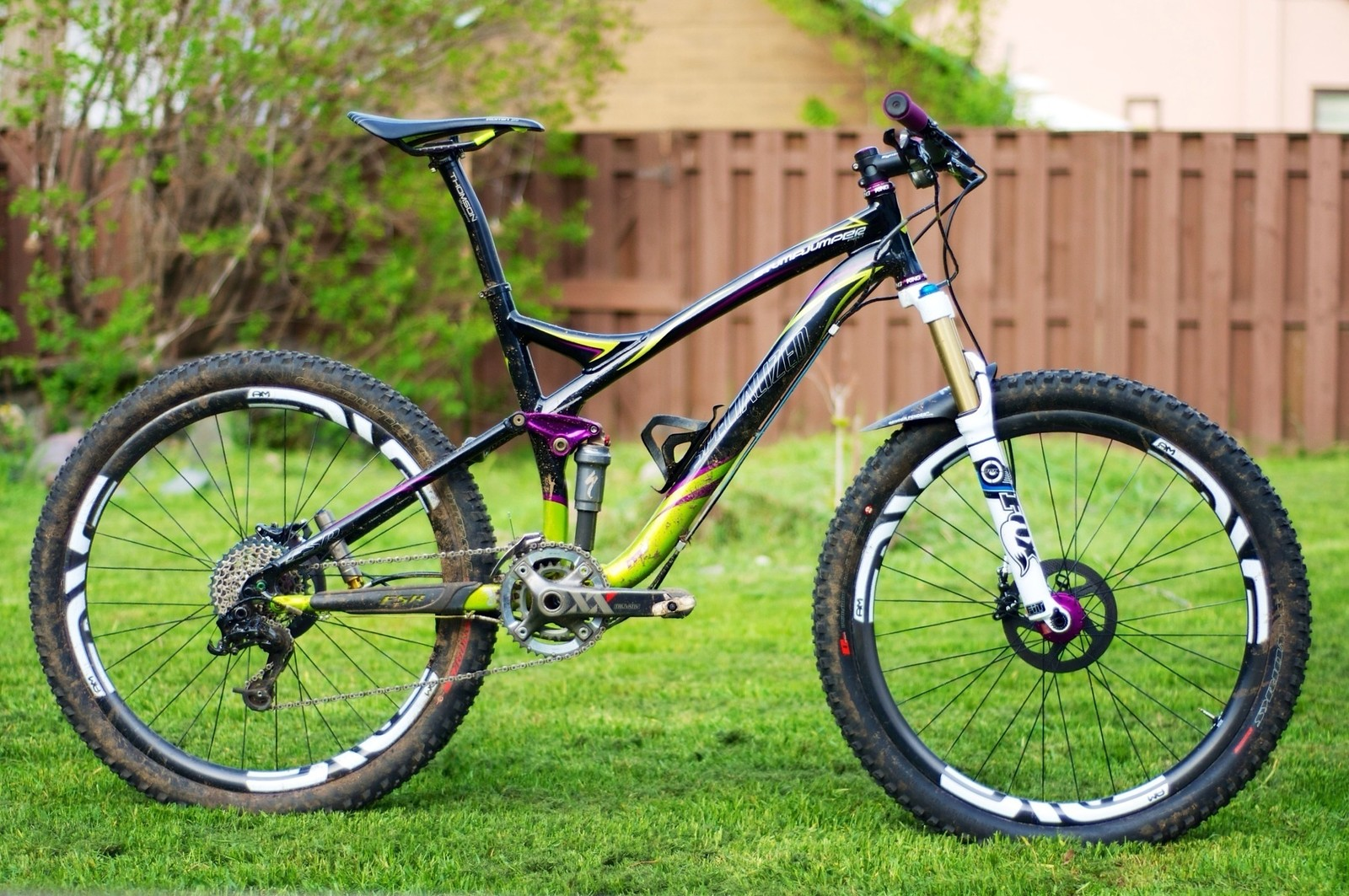 2009 specialized stumpjumper fsr comp review