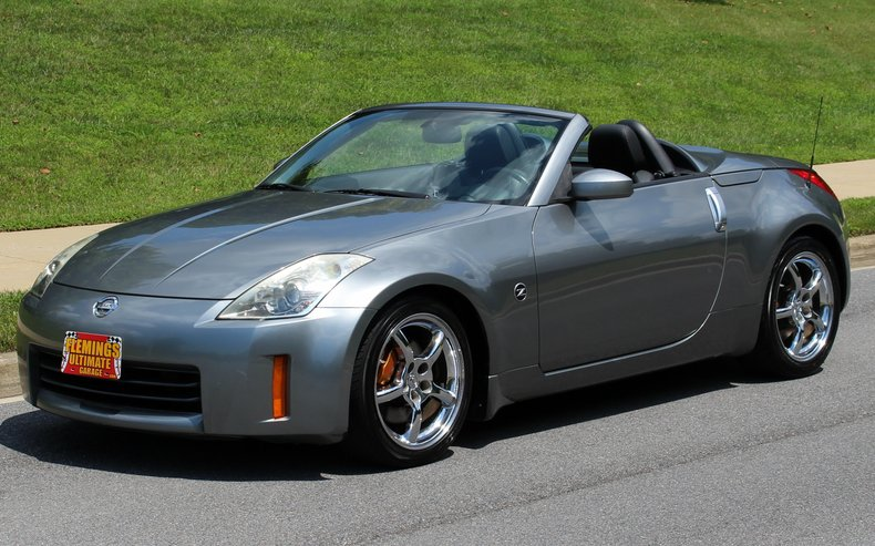 2006 nissan 350z convertible review