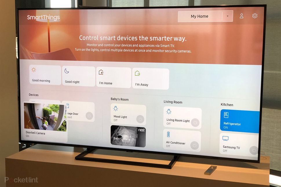2018 samsung qled tv review