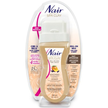 nair ultimate roll on wax review