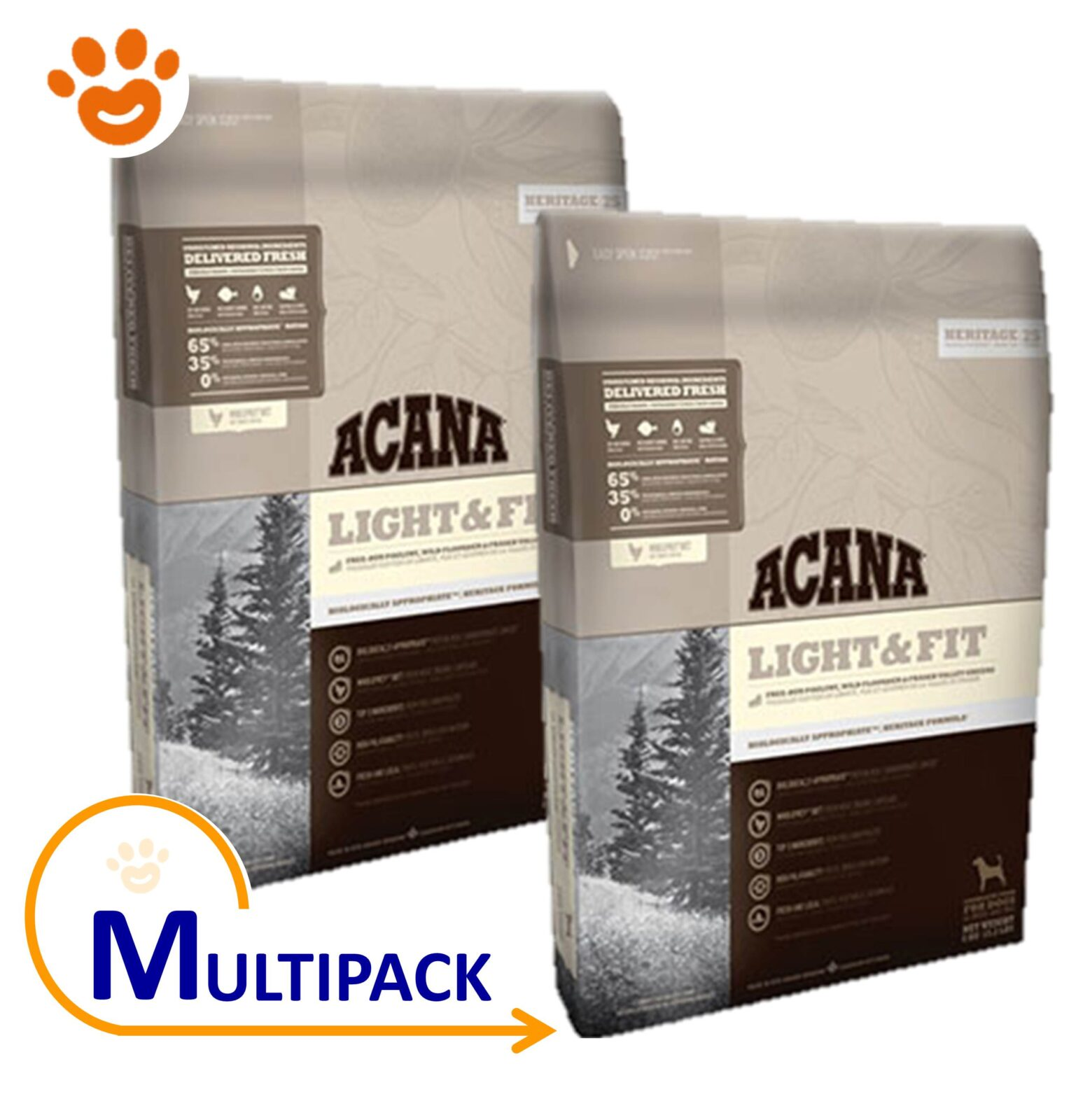 acana light and fit reviews