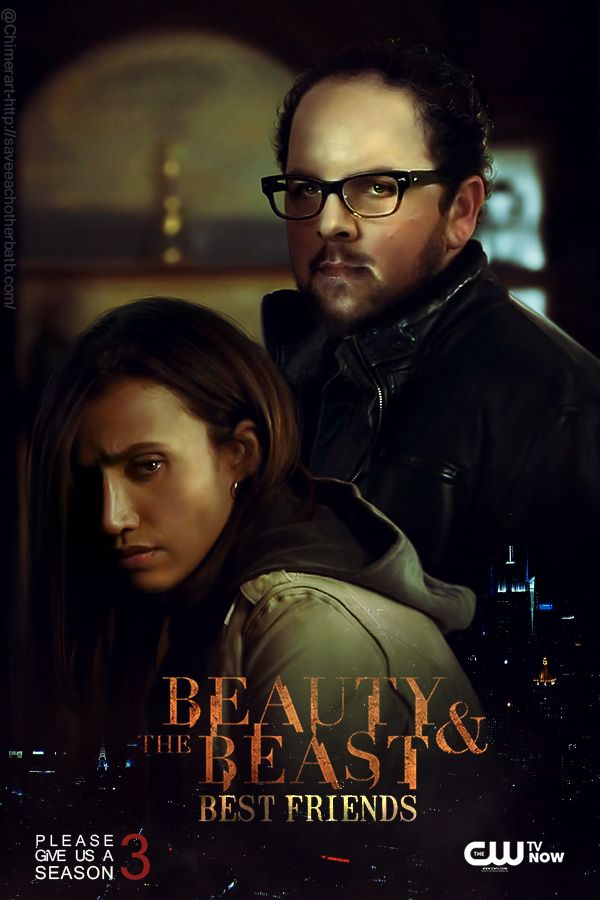 beauty and the beast cw review