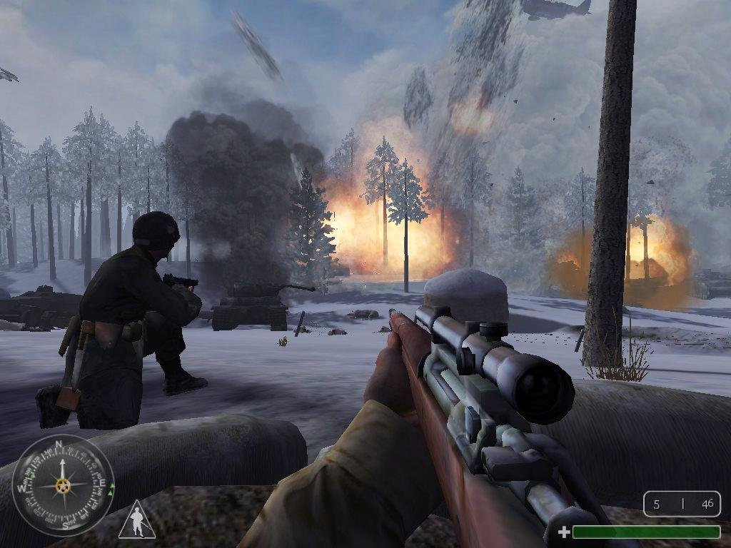 call of duty pc game review