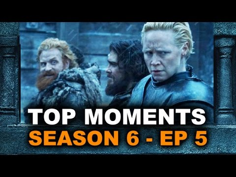 game of thrones review episode 6